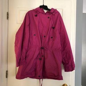 Taslon® Anorak Coat